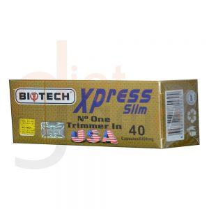 اكسبريس سليم للتخسيس biotech xpress slim