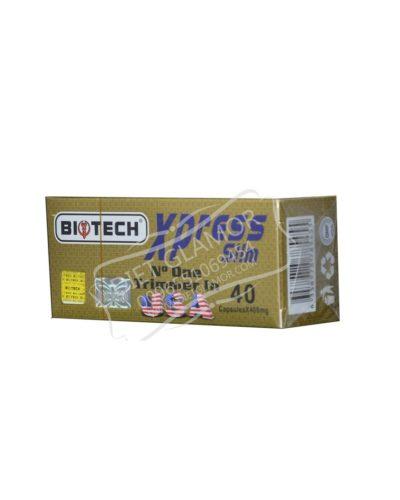كبسولات اكسبريس للتخسيس biotech xpress slim