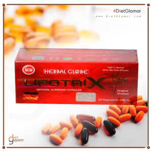 كبسولات هيربال جلوب ليبوتريكس | HERBAL GLOBE LIPOTRIX